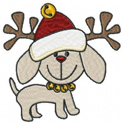 398x400 Reindeer Dog Cliparts 250556