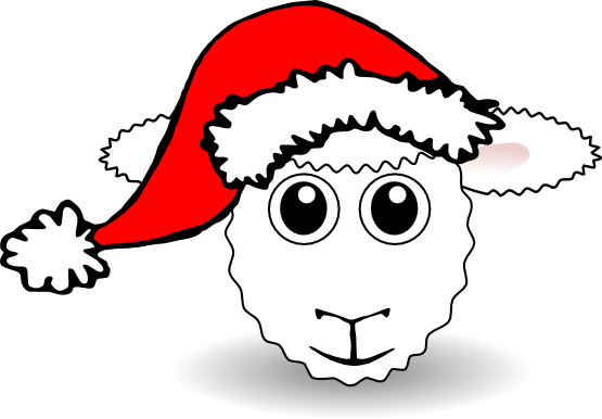 555x386 Clip Art Palomaironique Sheep Face Cartoon
