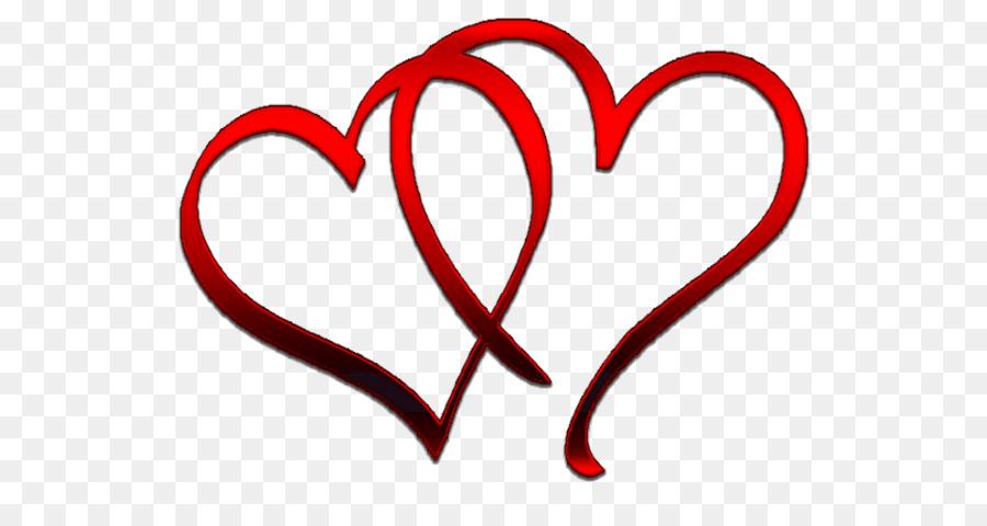 900x480 Black And White Heart Clip Art