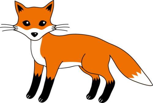 500x339 Free Fox Clipart Pictures