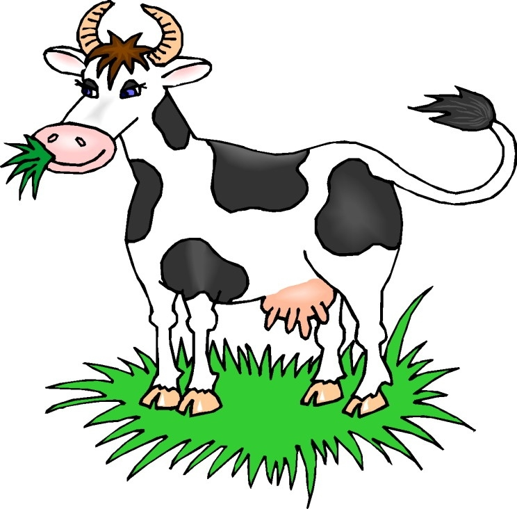 744x732 Miracle Of Farm Animals Clipart Black And White