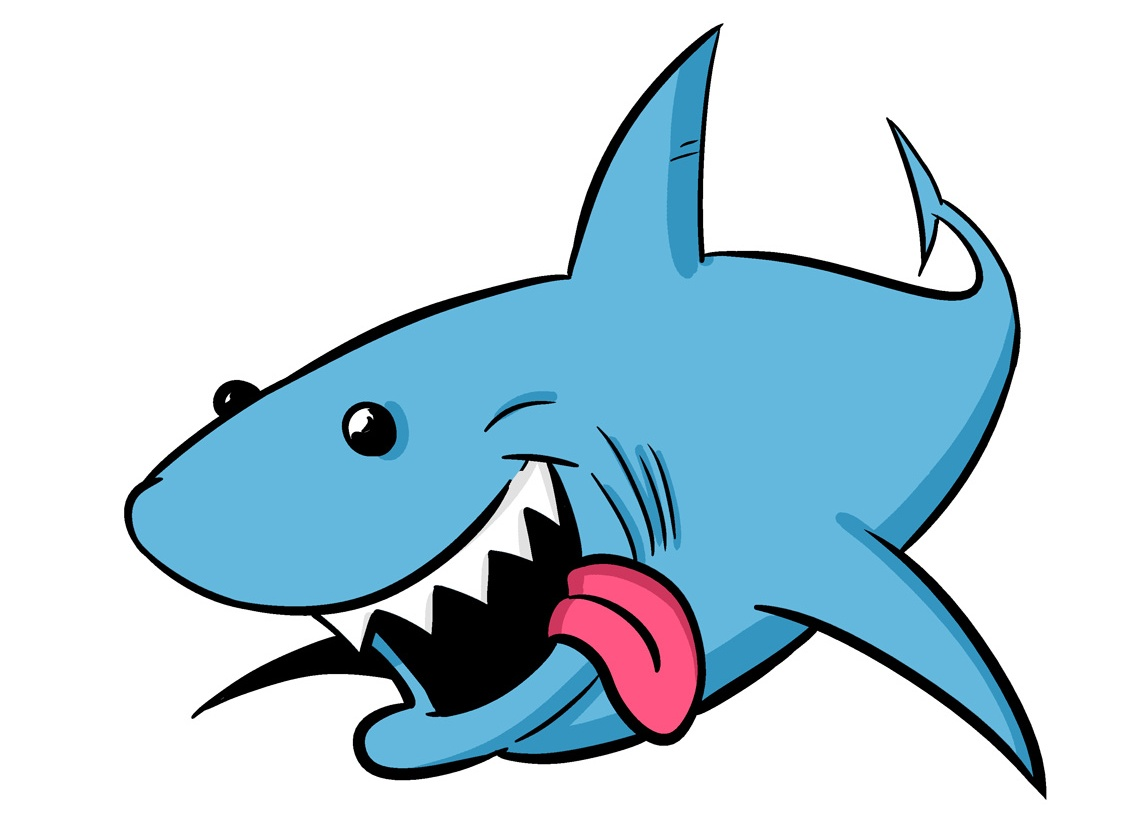 1140x834 Picture Of A Shark On Animal Picture Society Clip Art