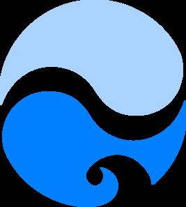 267x297 Inspirational Ocean Clipart Background Clip Art Illustration
