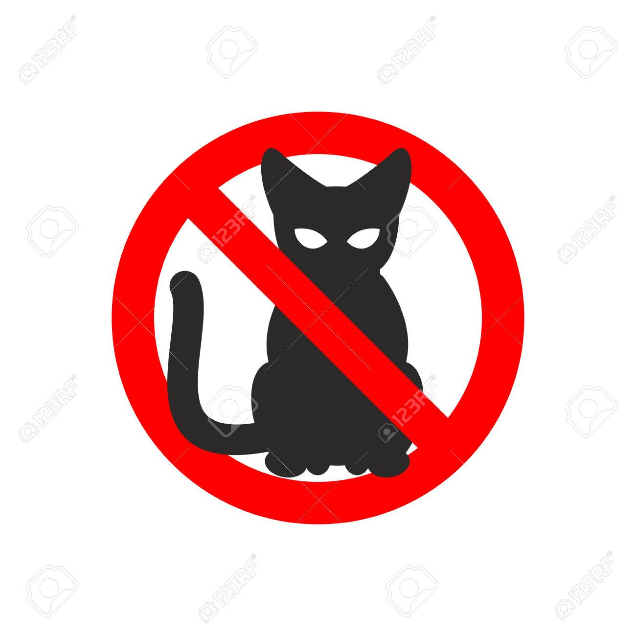 1300x1300 No Black Cat Clipart