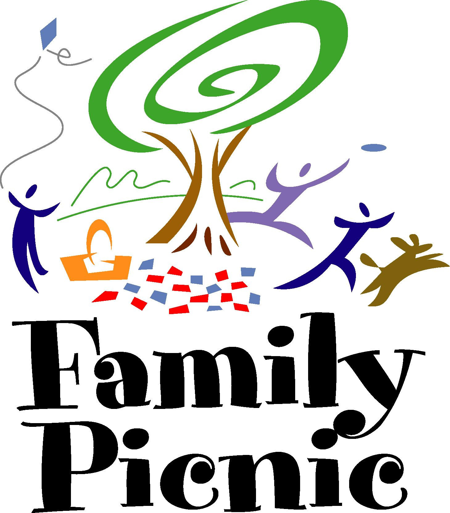 1459x1661 Picnic Clip Art Free Lettering Samples Family Ripping