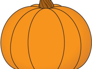 320x240 Fall Pumpkin Clip Art Free Fall Pumpkin Clip Art Clipart Panda