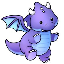 220x220 Cute Dragons Cartoon Clip Art Images All Dragon Picture 2