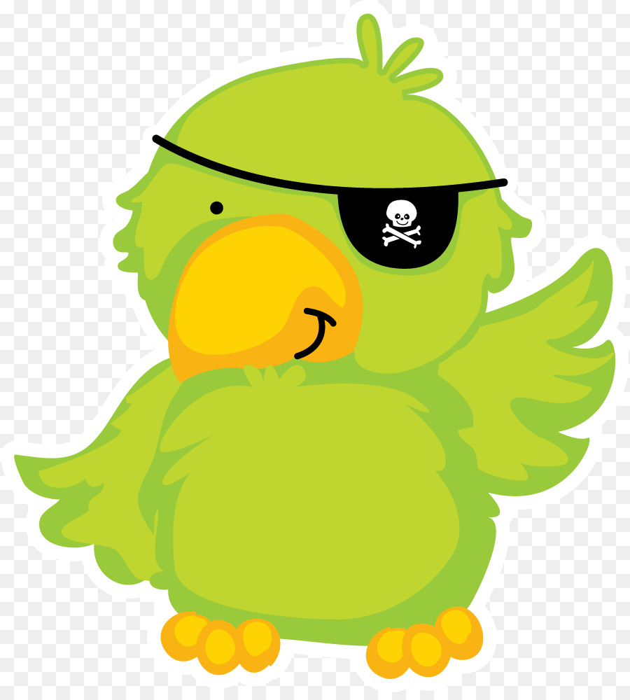 900x1000 Piracy Papagaio De Pirata Pirate Parrot Clip Art
