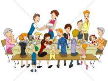 220x165 Family Reunion Pictures Clip Art Black Family Reunion Clipart