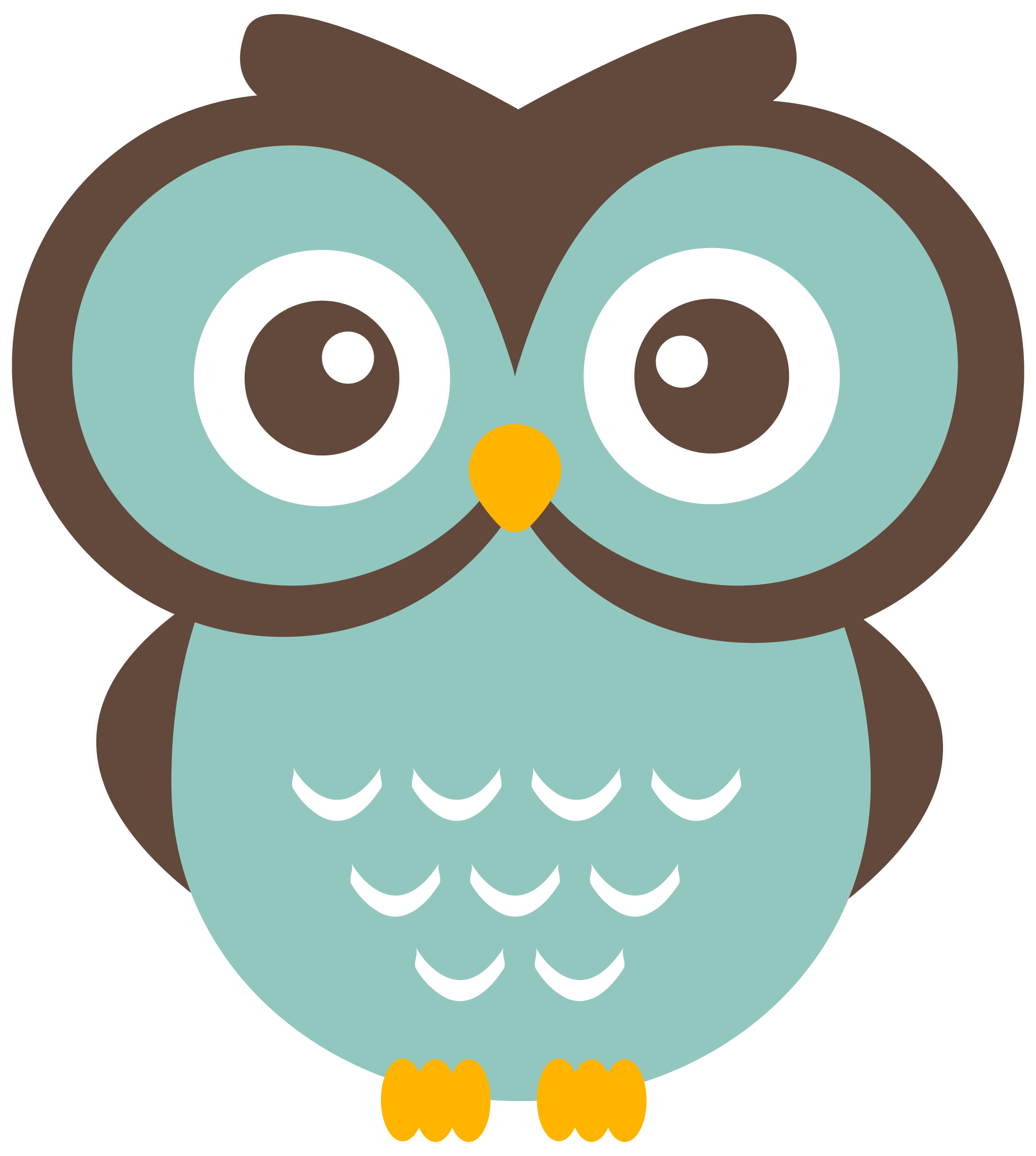 2206x2460 Best 25 Owl Clip Art Ideas On Patterns Black And Clipart