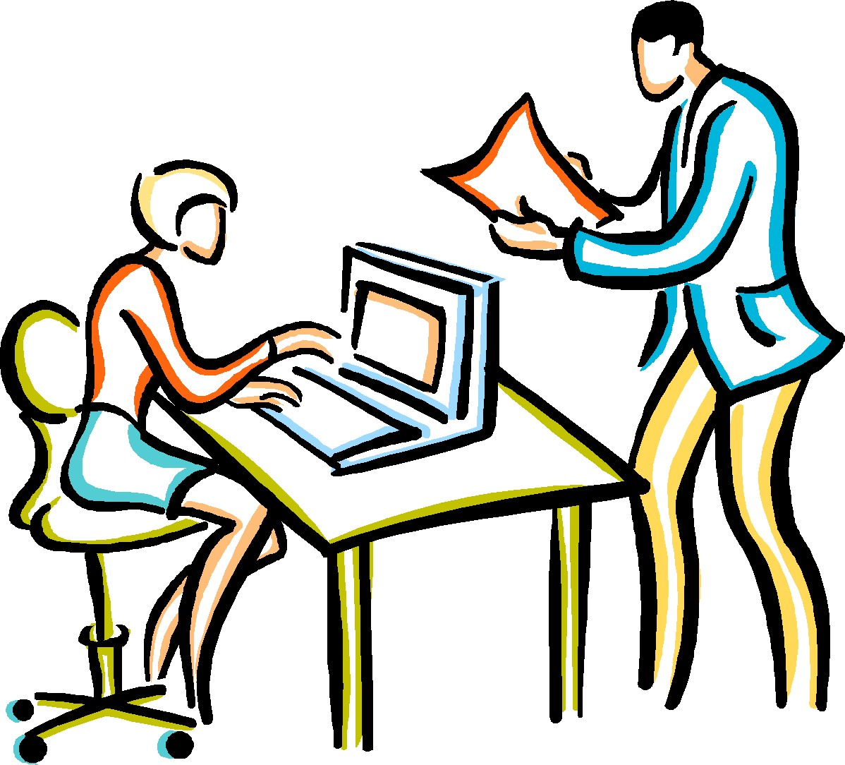 1198x1084 Image Of Computer Lab Clipart