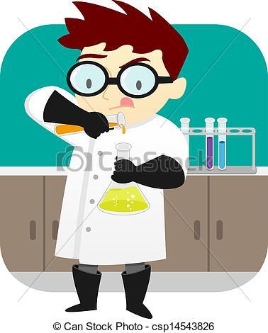 378x470 Scientist Clipart Lab Coat Clip Art