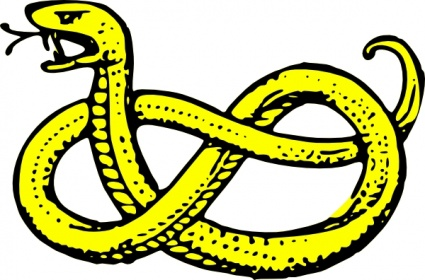 425x280 Free Download Of Snake Clip Art Vector Graphic