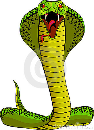 327x450 Cobra Clip Art