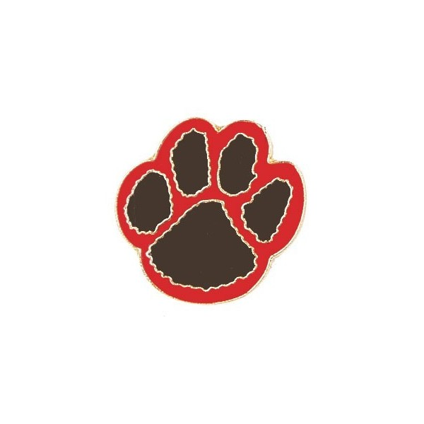 600x600 Black Panther Clipart Panther Paw