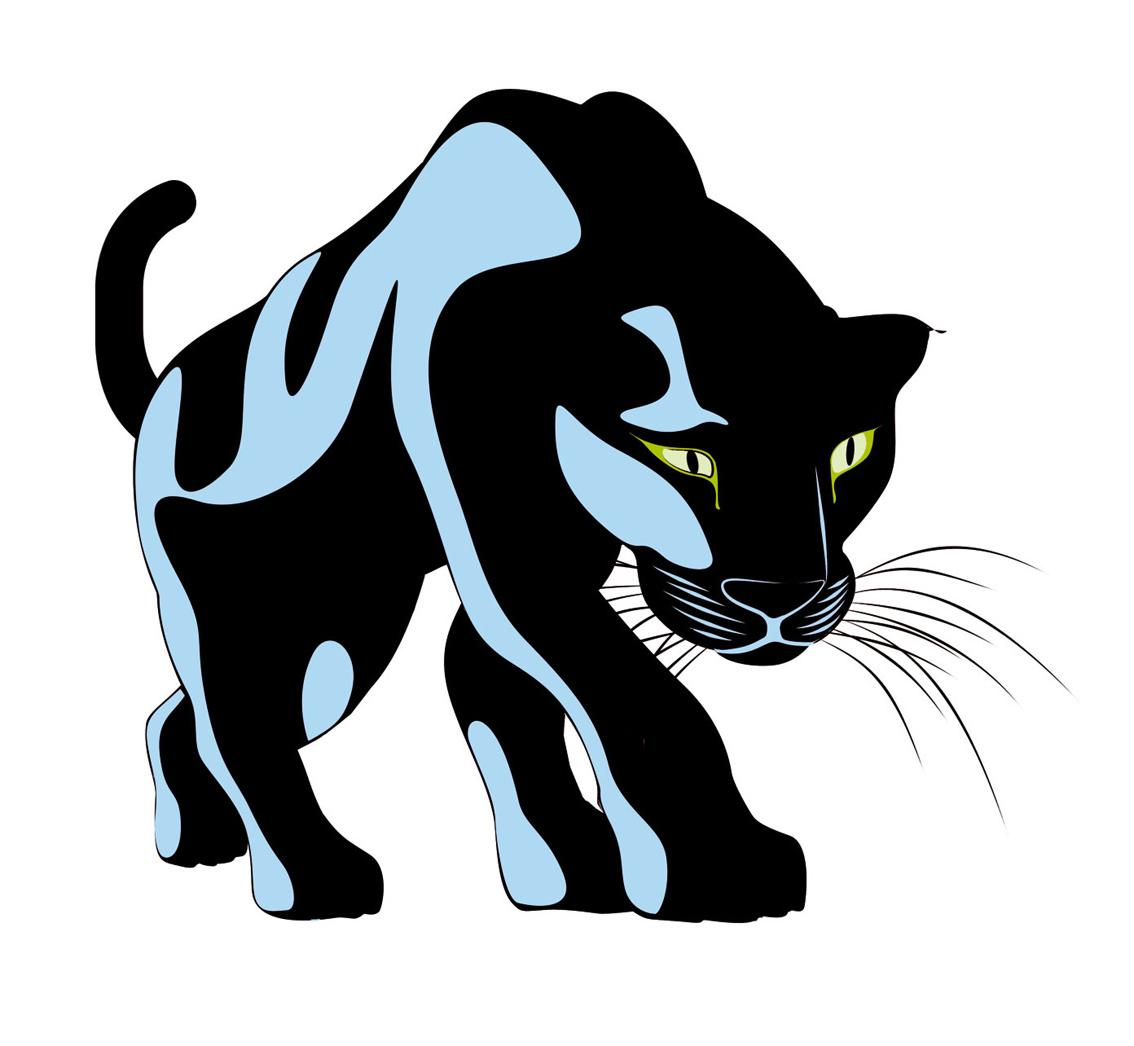 1134x1046 Black Panther Clipart Animal