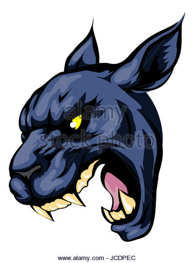 398x540 Panther Clip Art Stock Photos Amp Panther Clip Art Stock Images