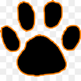 260x260 Tiger Black Panther Cougar Paw Clip Art