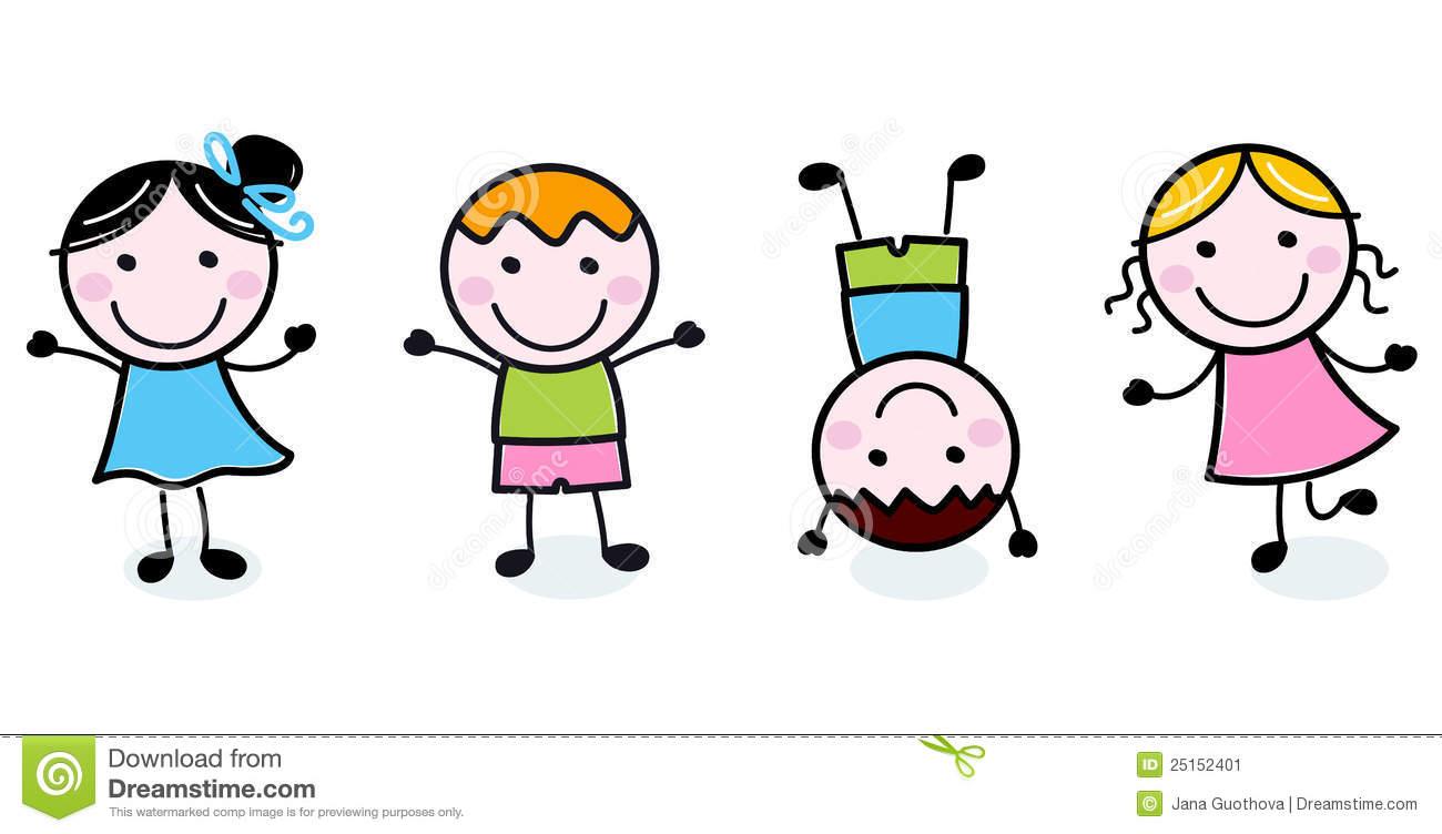 1300x752 Stick Figure Kid Clip Art Clipart