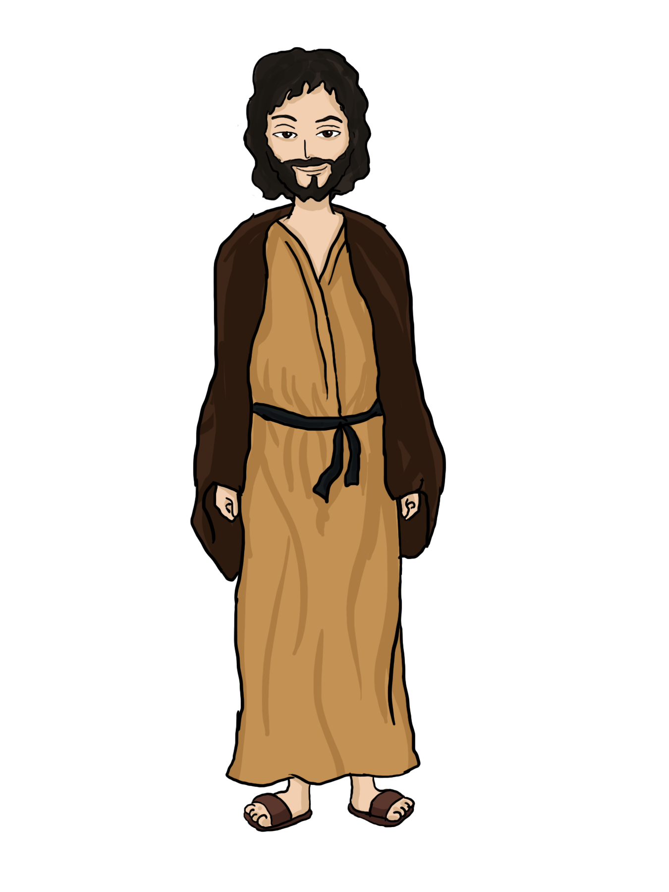 1350x1800 Bible People Clipart