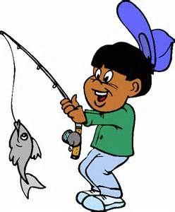 248x300 Black People Fishing Clip Art