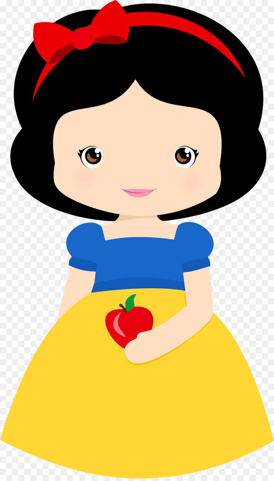 900x1580 Snow White Sneezy Disney Princess Clip Art