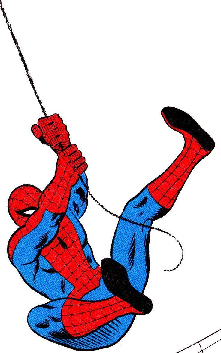 736x1173 Spiderman, Idea, Spiderman Clip, Black Cats, Hallway