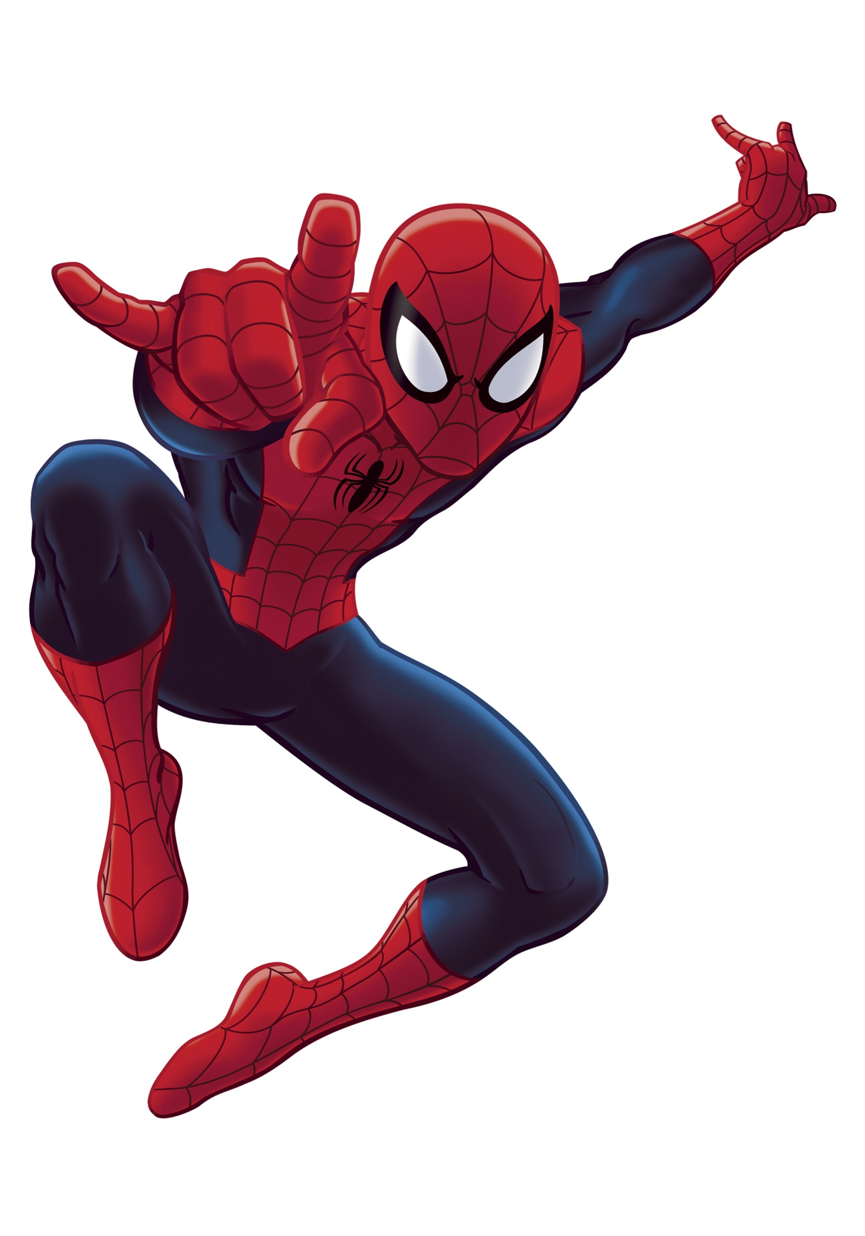 1750x2500 Free Spiderman Clipart Image 3 2