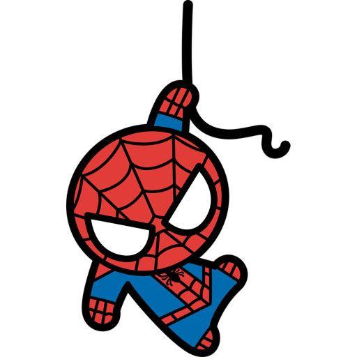 512x512 Spider Man Clipart Cute