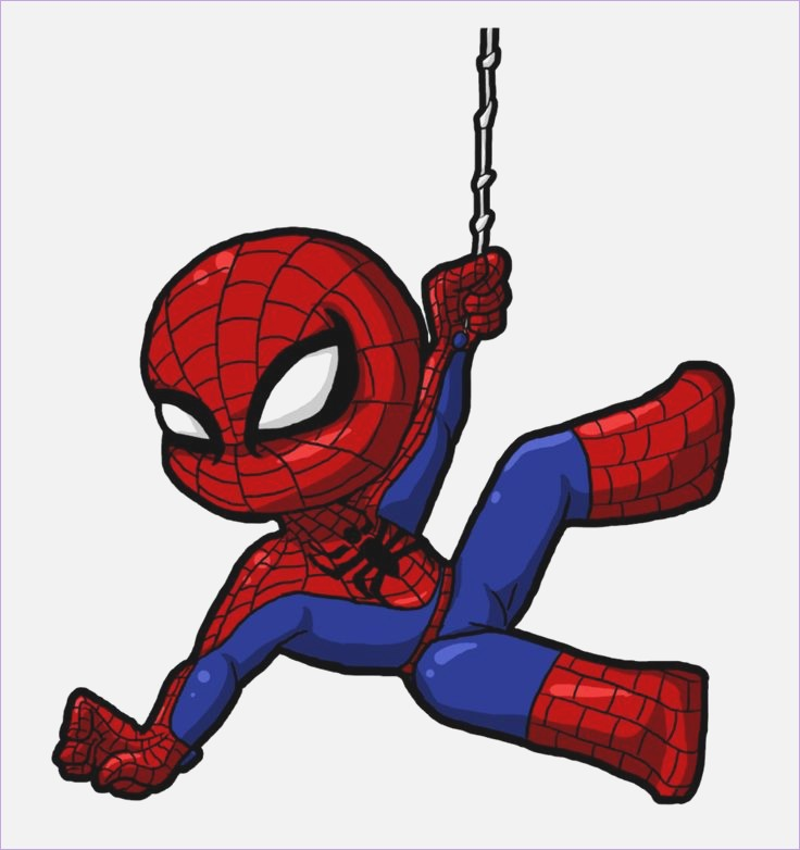 736x782 Spiderman Animated Cliparts Free Download Clip Art