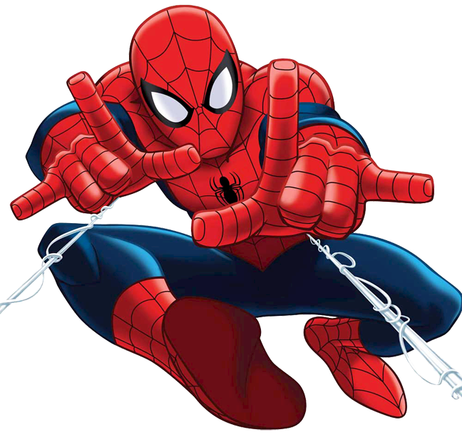 648x613 Spiderman Clipart Free Spiderman Clipart Quality Cartoon