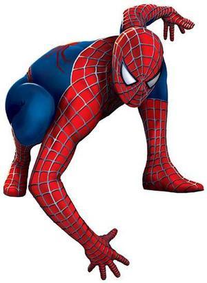 300x411 Cartoon Clipart Spiderman Clip Art Super Hero Clip Art