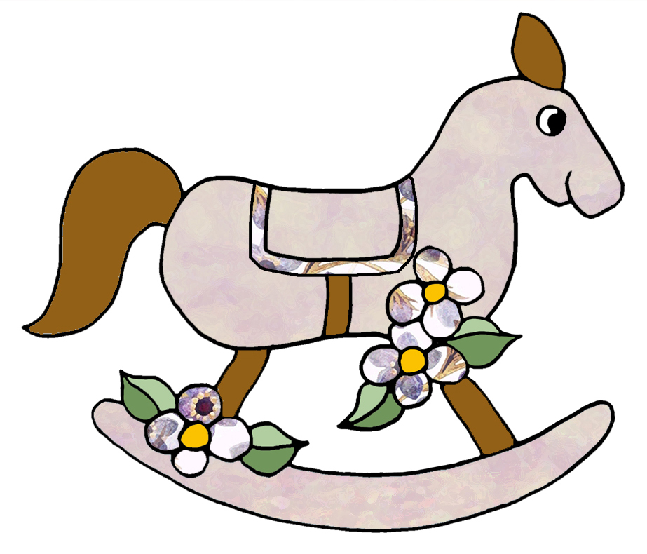 923x790 Quarter Horse Clip Art