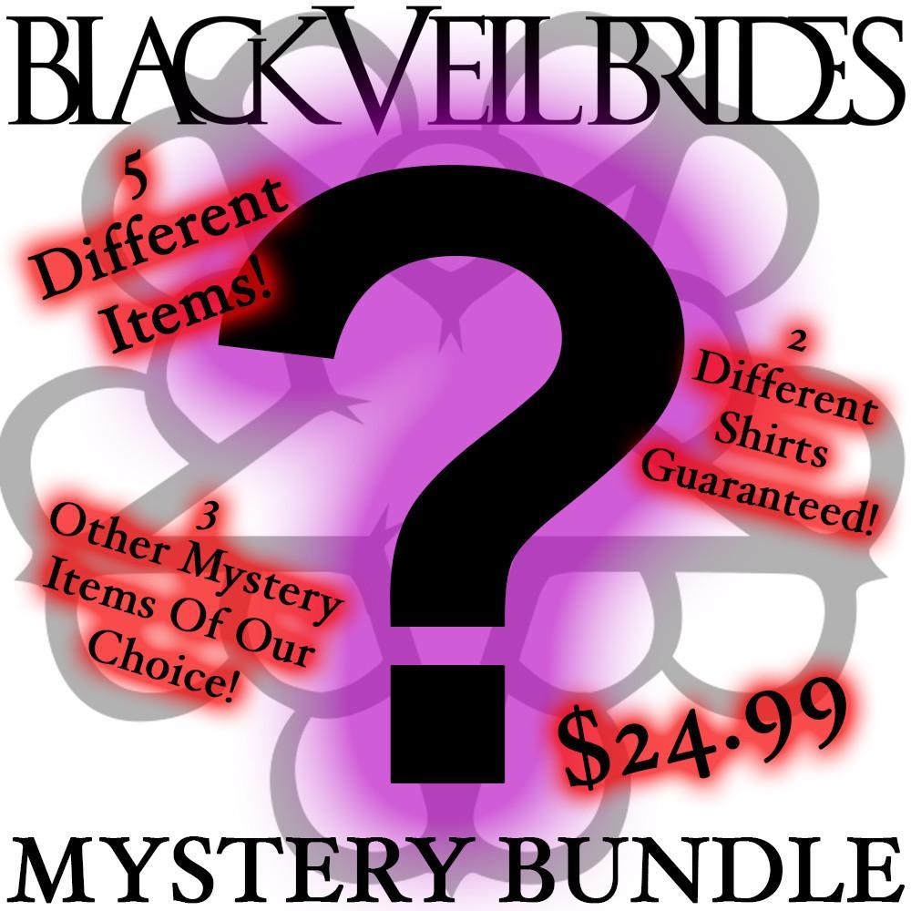 1000x1000 Official Black Veil Brides 5 Piece Mystery Bundle Black Veil Brides