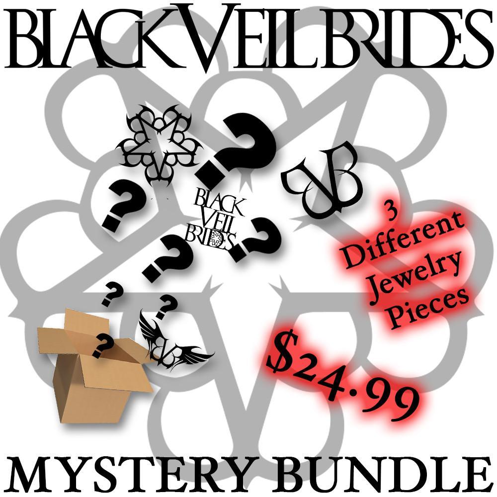 1000x1000 Official Black Veil Brides Jewelry Mystery Bundle Black Veil Brides