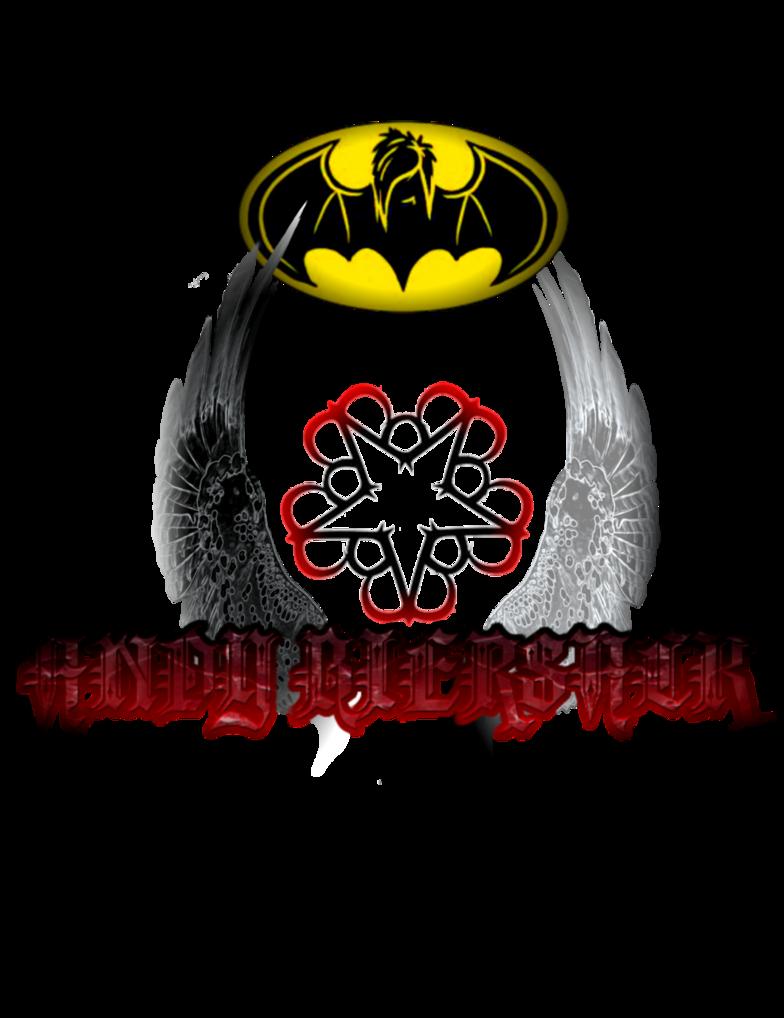 784x1018 Andy Biersack (Black Veil Brides) Logo By Dawn Of Rebellion