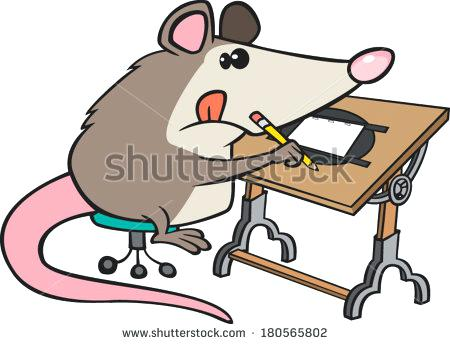 450x344 Possum Clip Art Realistic Possum Vector Illustration Possum Black