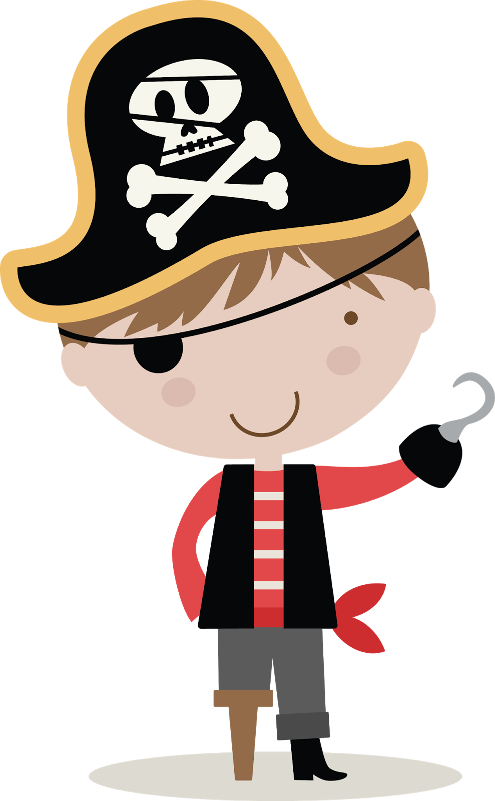 989x1600 Free Pirate Clipart Image Group
