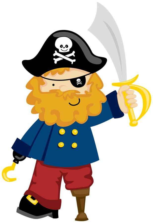 618x900 7 Images About Pirate Clip Art