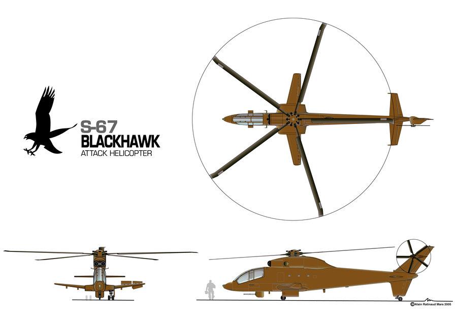 900x632 S 67 Blackhawk By Alanqua