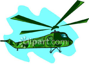 300x218 Army Helicopter Clipart