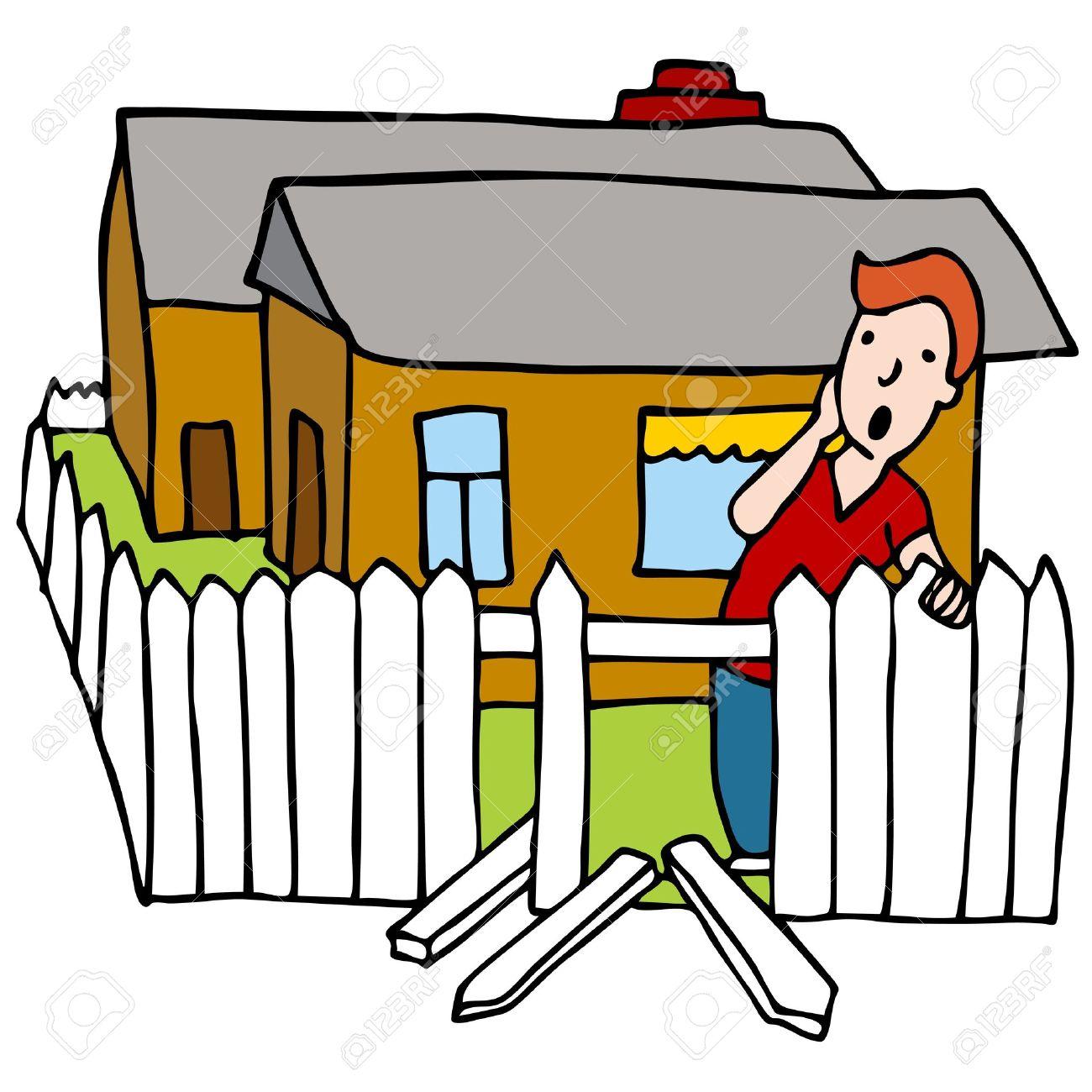 1300x1300 House Repair Clipart