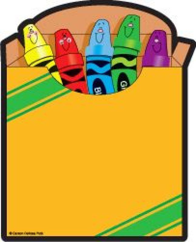 647x800 Cartoon Face Crayon Crayons Clipart, Explore Pictures