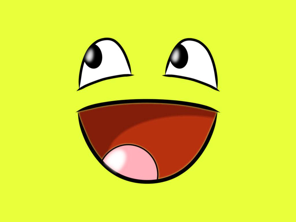 1024x768 Big Smile Clipart
