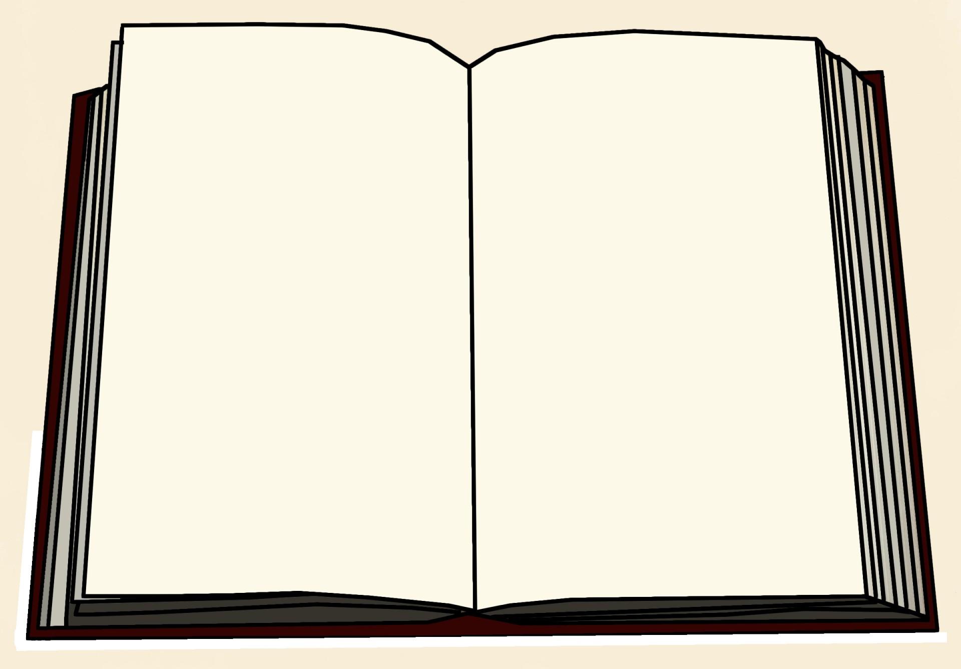 1920x1336 Blank Book Clipart Open Face T Clip Art Net Tearing Books