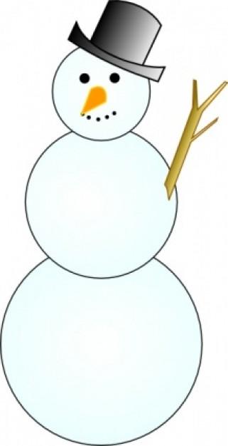 321x626 Free Snowman Clipart Images Clipart Panda