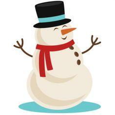 236x236 Snowman Clipart Happy