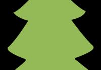 200x140 Clip Art Christmas Tree Comical Santa Snowman Reindeer And Elf