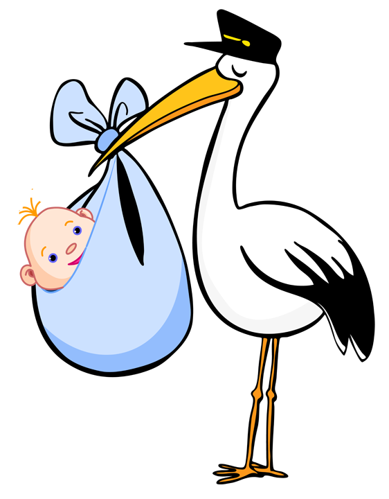 562x720 Free Clip Art For Birth Announcements Blue Blanket, Clip Art