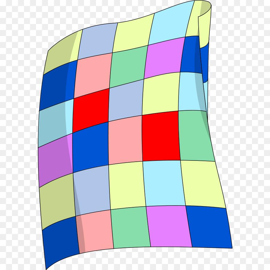 900x900 Patchwork Quilt Quilting Blanket Clip Art